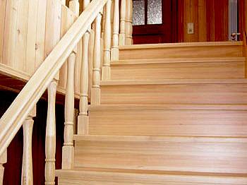 элементы лестниц из ясеня