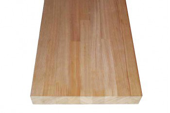 мебельный щит из сибирской лиственницы